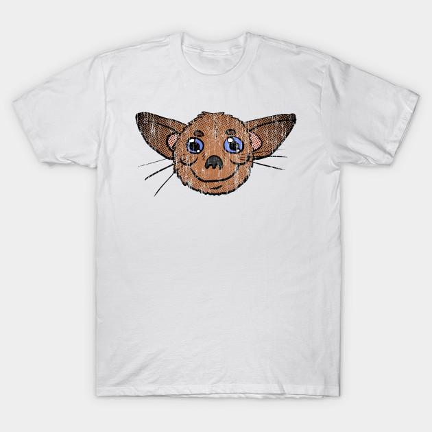 8f32e77f Cartoon Chihuahua head (vintage) - Chihuahua - T-Shirt | TeePublic