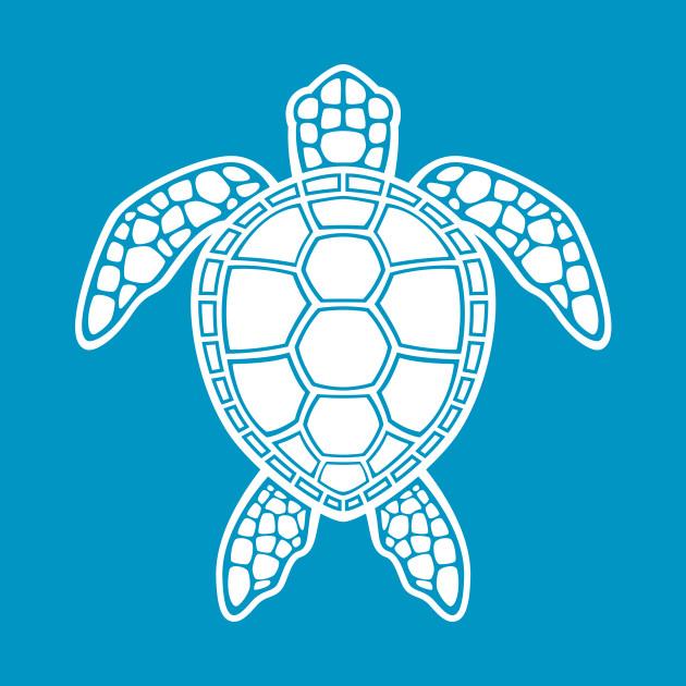 Green Sea Turtle Design White Sea Turtle Mug Teepublic