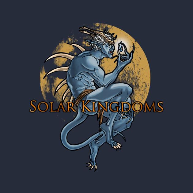 Beast Roary - Solar Kingdoms