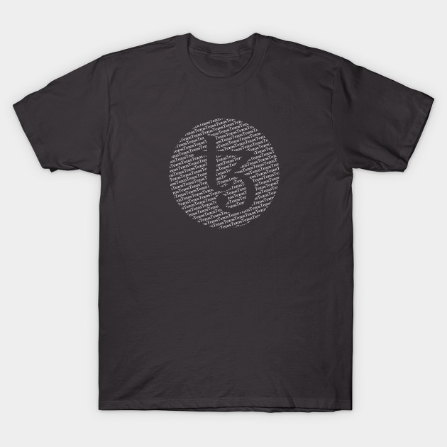 Tezos T-Shirt. Blockchain. Cryptocurrency. Merch