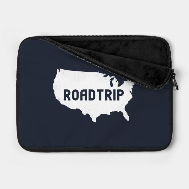 American road trip vacation t-shirt