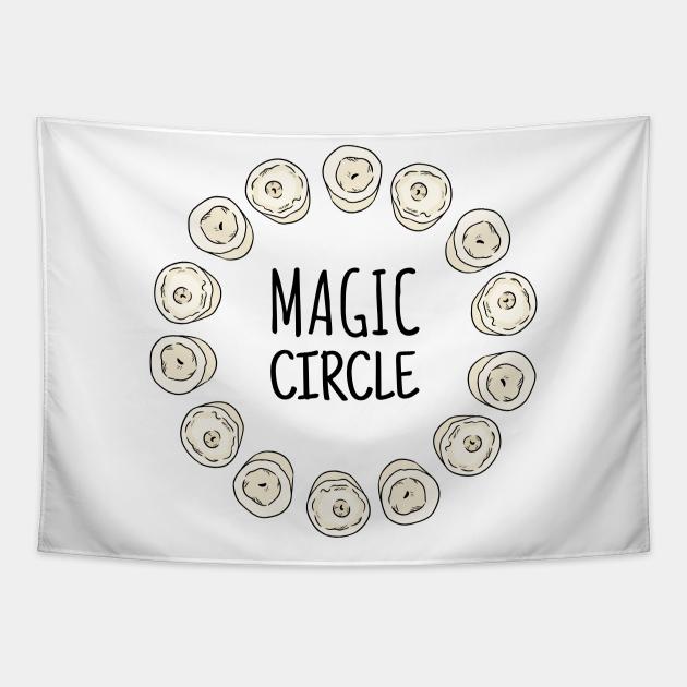 Magic Circle Candles