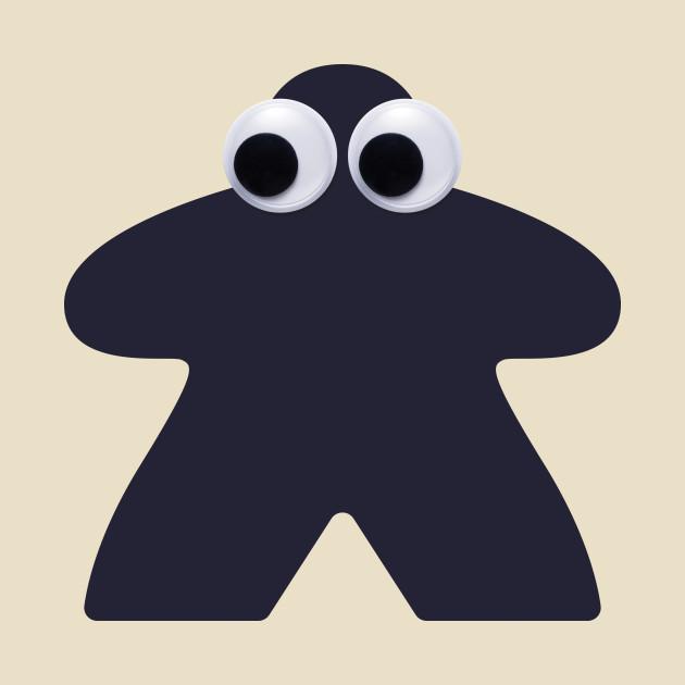Meeple Googly Eyes