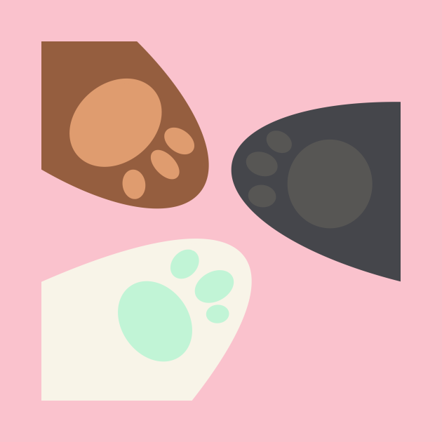 We Bare Bears - Paws