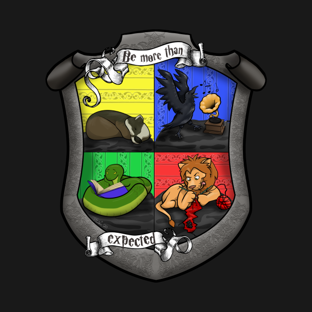 Be More Than Expected Crest