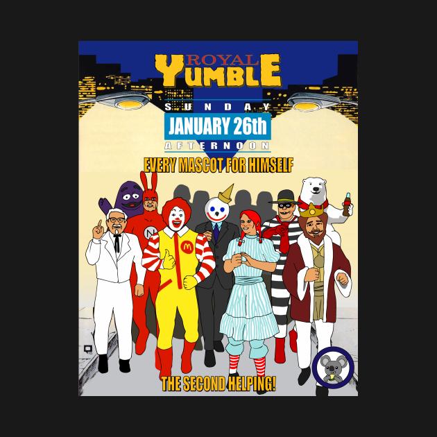 Fast Food Royal Yumble 2