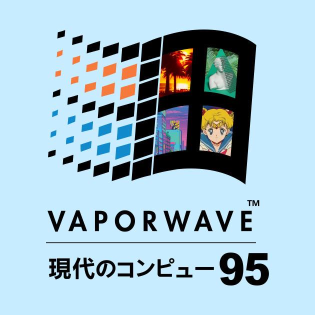 Vaporwave 95 ver. 2
