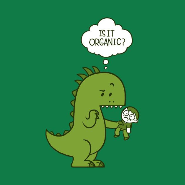 Healthy Dinosaur
