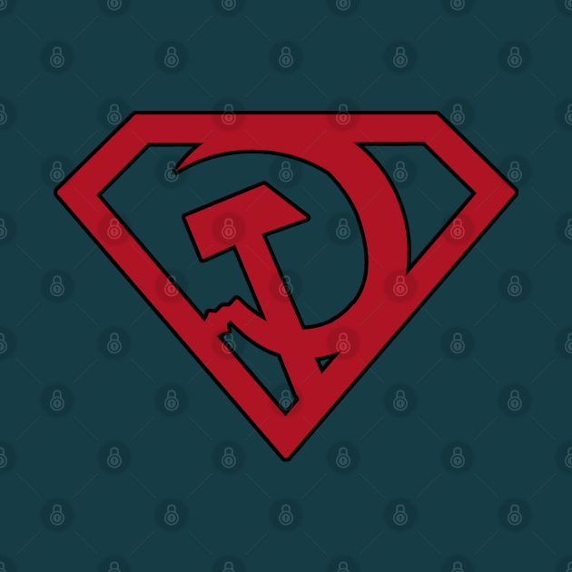 Red Son Chest Insignia