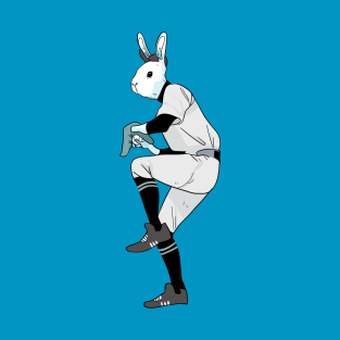 rabbit player t-shirts
