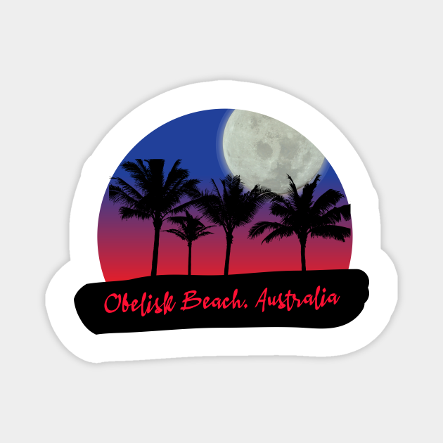 Obelisk Beach Australia