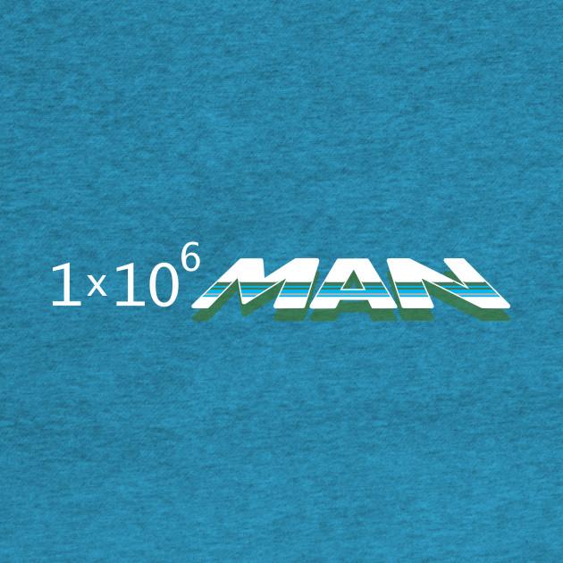 Mega Man (Scientific Notation)