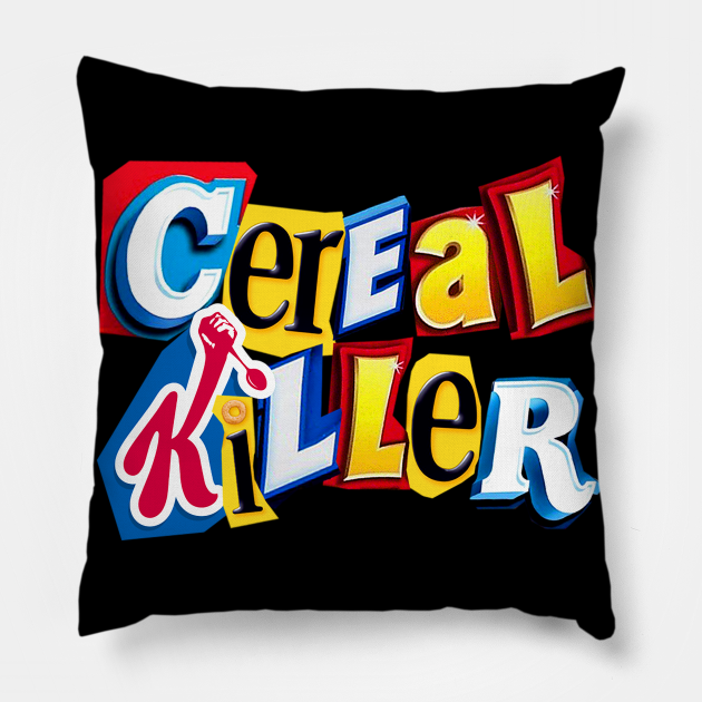 Cereal Killer Graphic for the Cereal Lovers in your family T-Shirt