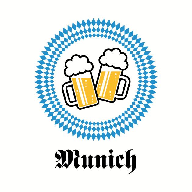 Munich 2 Beer (Bavaria Germany)