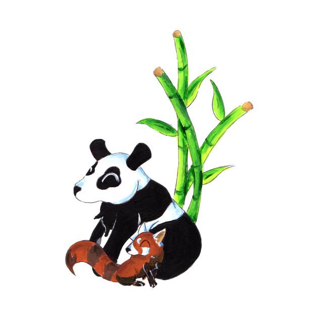 Panda Duo