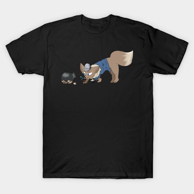c6ef0415 detective eevee! - Eevee - T-Shirt | TeePublic