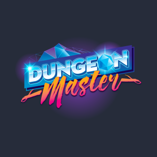 Dungeon Mastery Outrun Neon