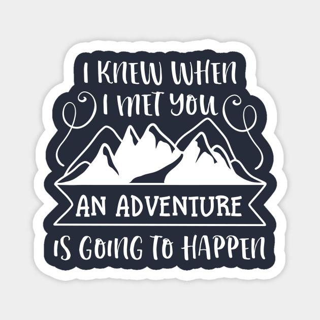 I Met You Mountaines