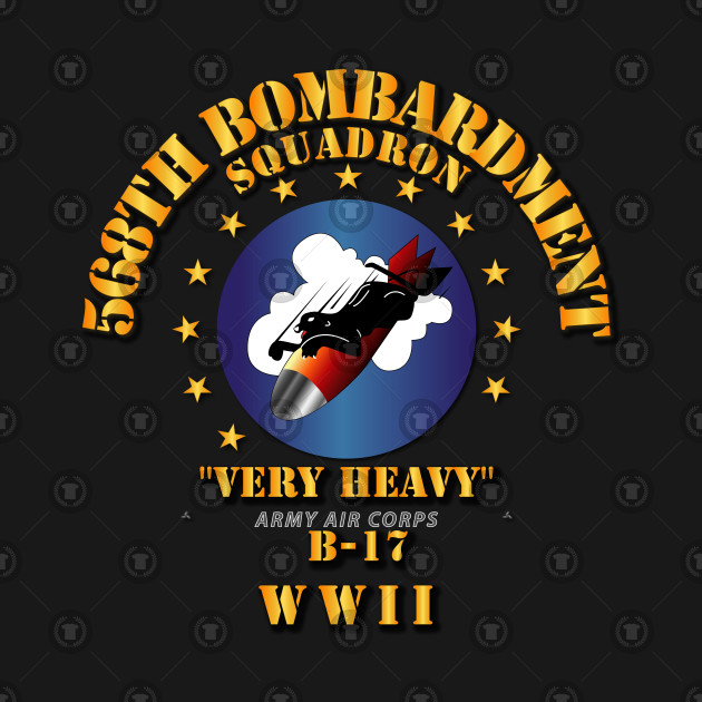 568th Bomb Squadron - WWII