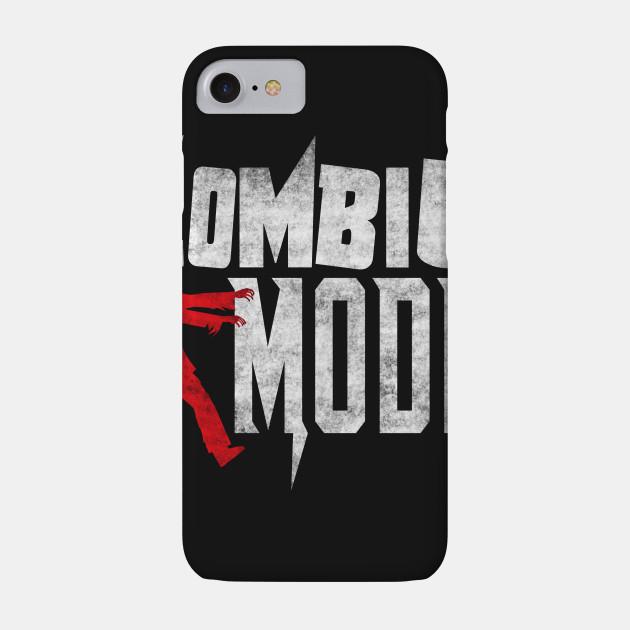 Halloween zombie mode