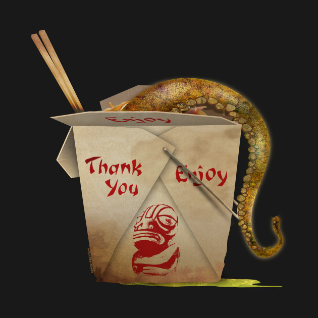 Take-Out Tentacle
