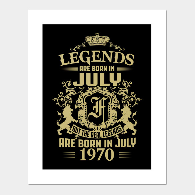 Kings Legends Are Born In July 1970