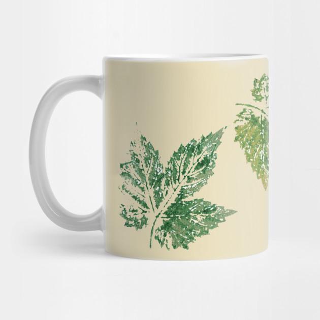 the golden girls autumn fall leaves leaf mug the golden girls mug teepublic. Black Bedroom Furniture Sets. Home Design Ideas
