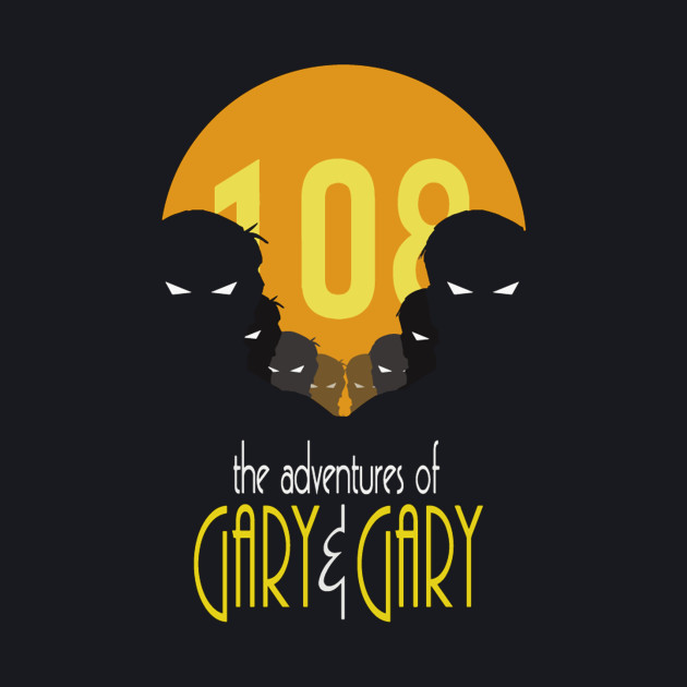 THE ADVENTURES OF GARY & GARY (BATMAN THE ANIMATED SERIES PARODY)
