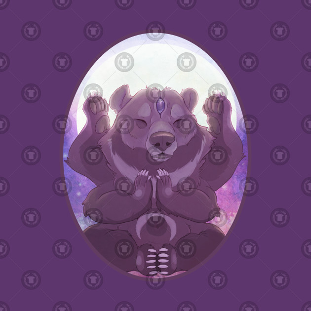 Mystic Moon Bear