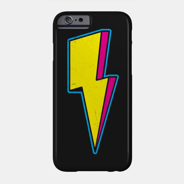 online store 18c6b f42d0 Retro 3D Lightning Bolt