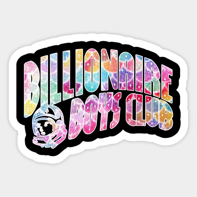 Billionaire Boys Club Stickers New