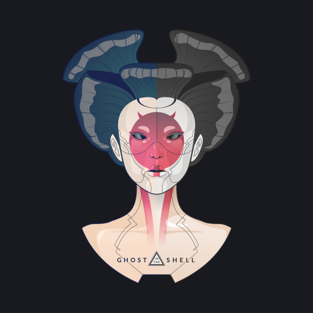 Ghost in the Shell - Geisha Bot