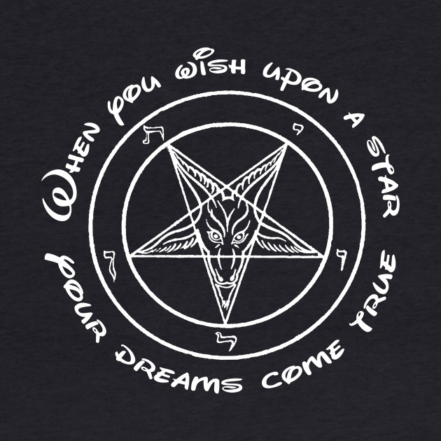 Wish Upon A Pentagram