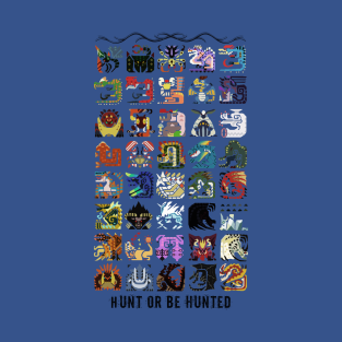 Monster Hunter - Hunt or be Hunted
