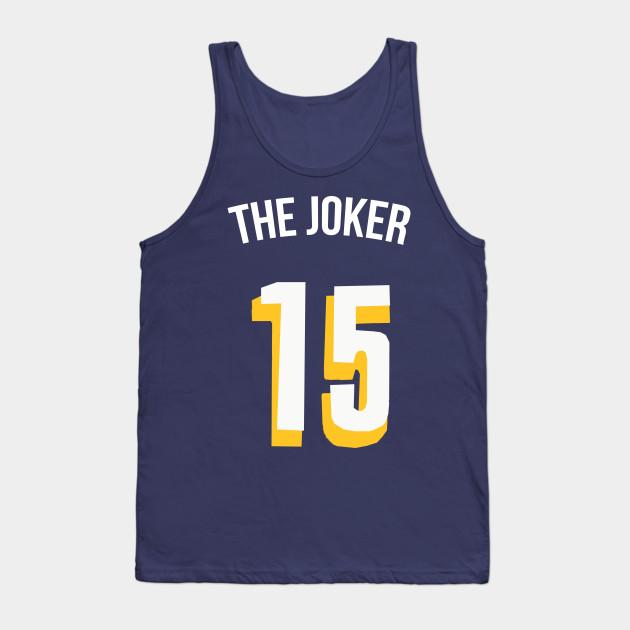 superior quality a97c7 6f850 Nikola Jokic 'The Joker' Nickname Jersey - Denver Nuggets