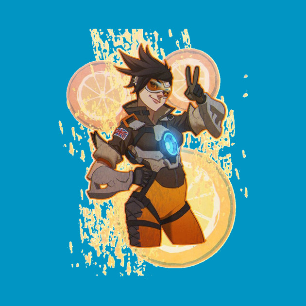 OverWatch Tracer Peace