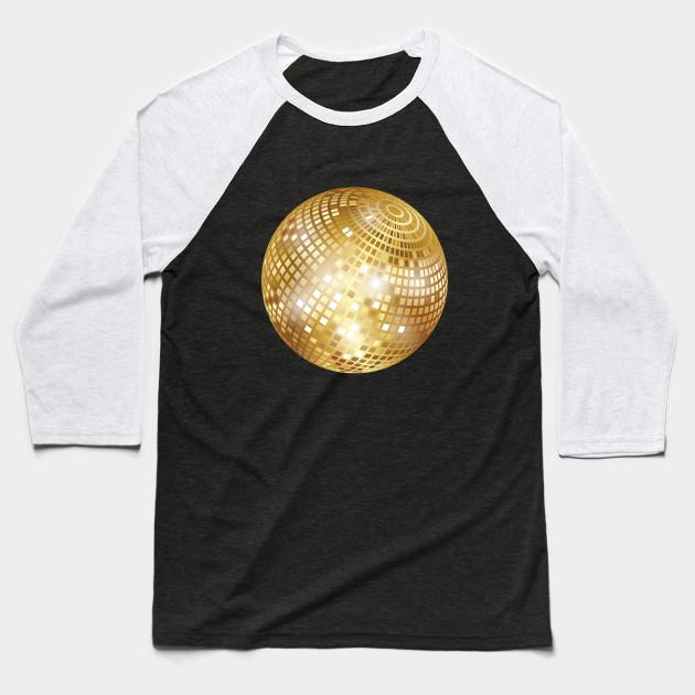 Disco Ball Mirror Ball Glitter Ball Gold Saturday Night