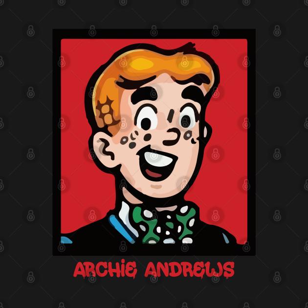 Archie Andrews portrait
