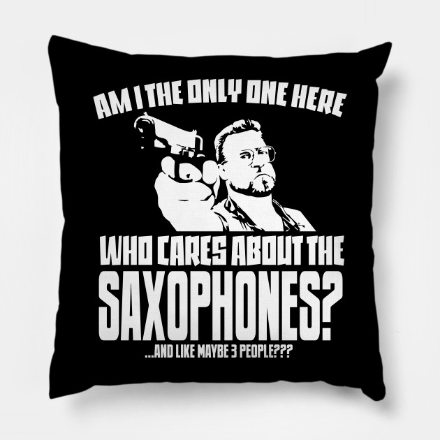 35fef82f Saxophone Lover T-shirt - Saxophone Musician Gift - Funny Saxophonist Tee  Pillow