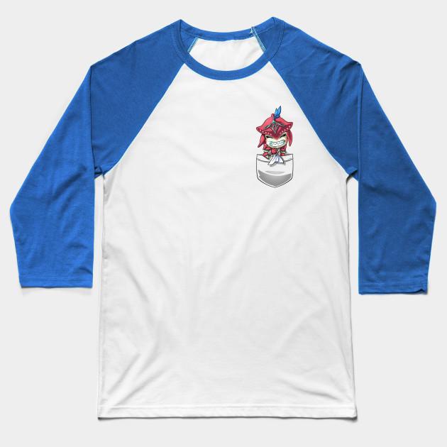 cc407e355ac3 Pocket Baby Sidon Breath of the Wild Champion tshirt Baseball T-Shirt