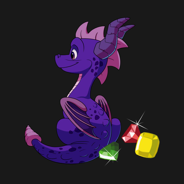 Spyro Gems - Purple cheat