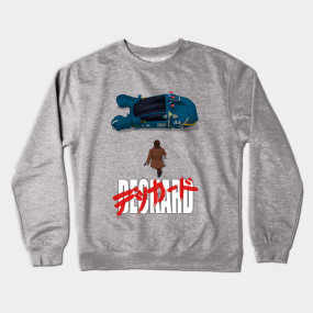 Deckard spinner akira kids long sleeve t shirt teepublic for Akira long sleeve shirt