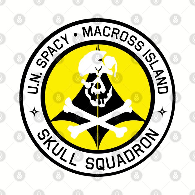 U.N. Spacy Skulls Patch