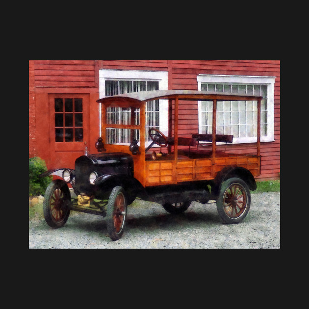 Cars - Model T Station Wagon