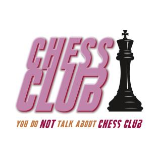 2de4a279 Chess Club T-Shirt. by CuriousCurios