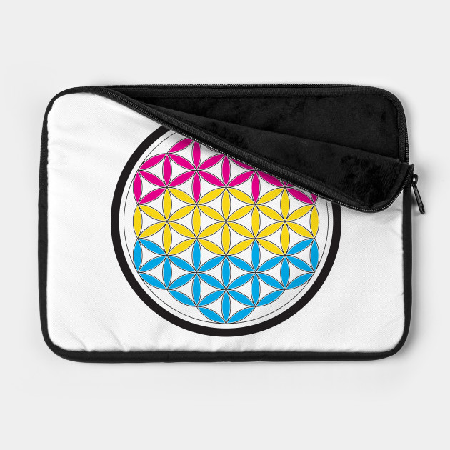 pansexual flower of life