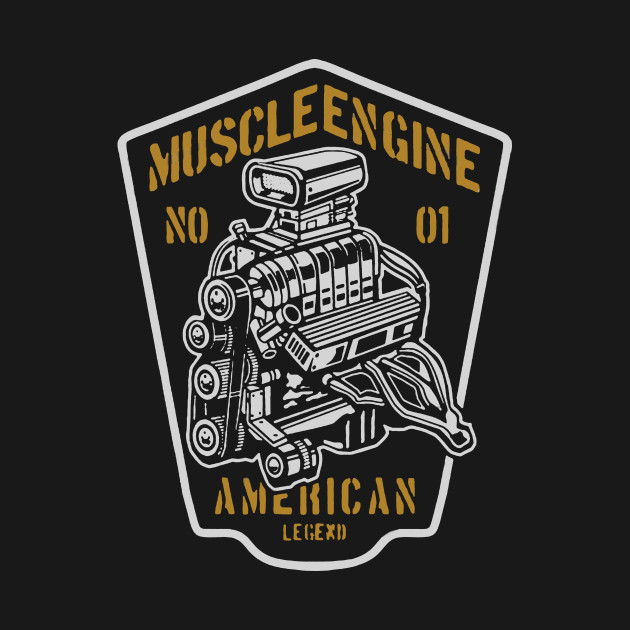 muscle engine american