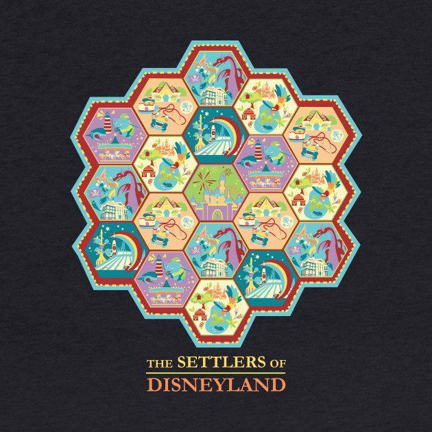 The Settlers of Disneyland