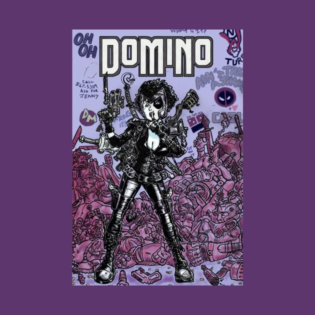Marvel's Domino