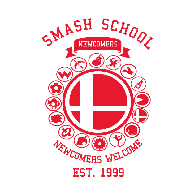 Smash School Newcomers (Red)